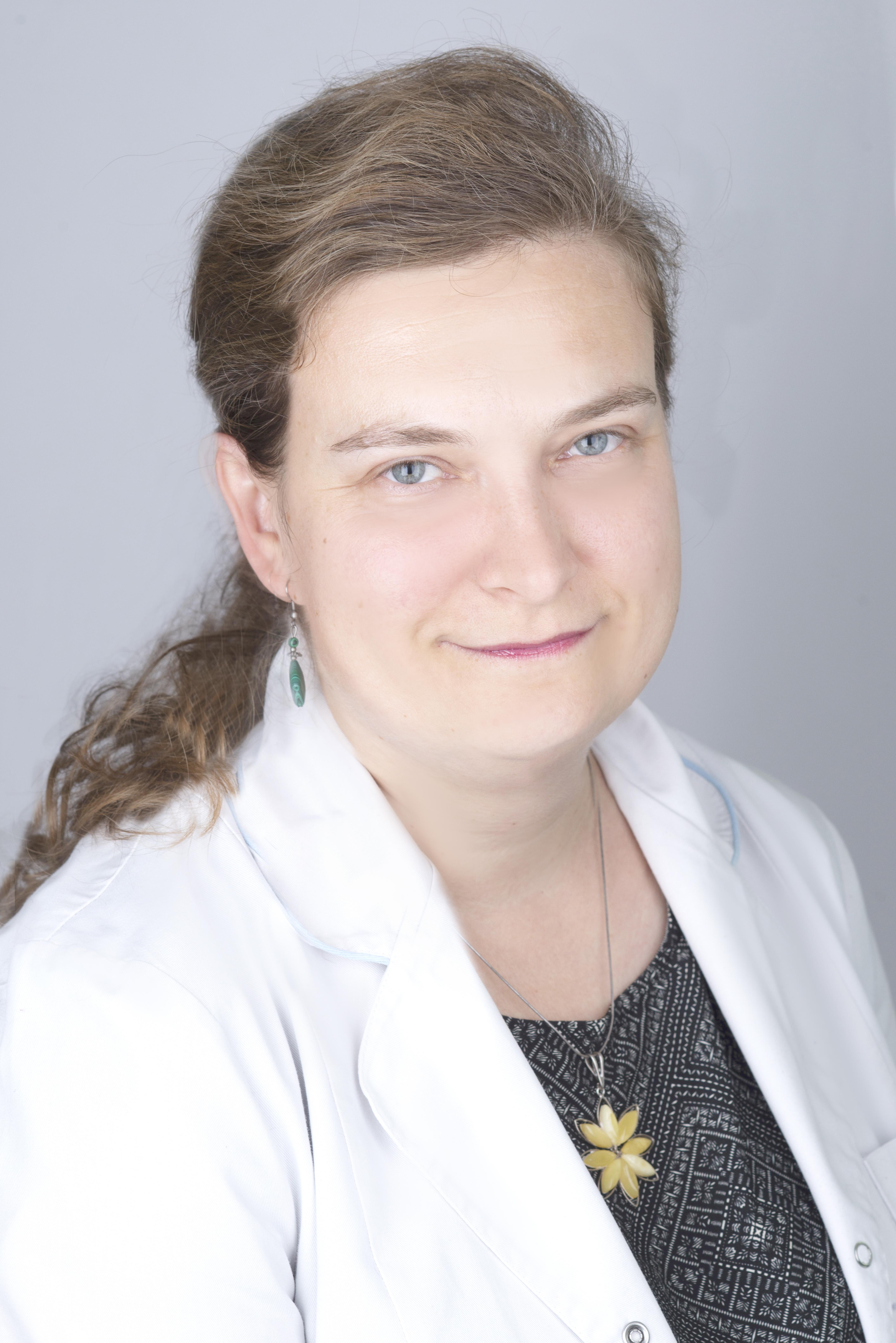 Dr Iwona Chruścicka - zdjęcie
