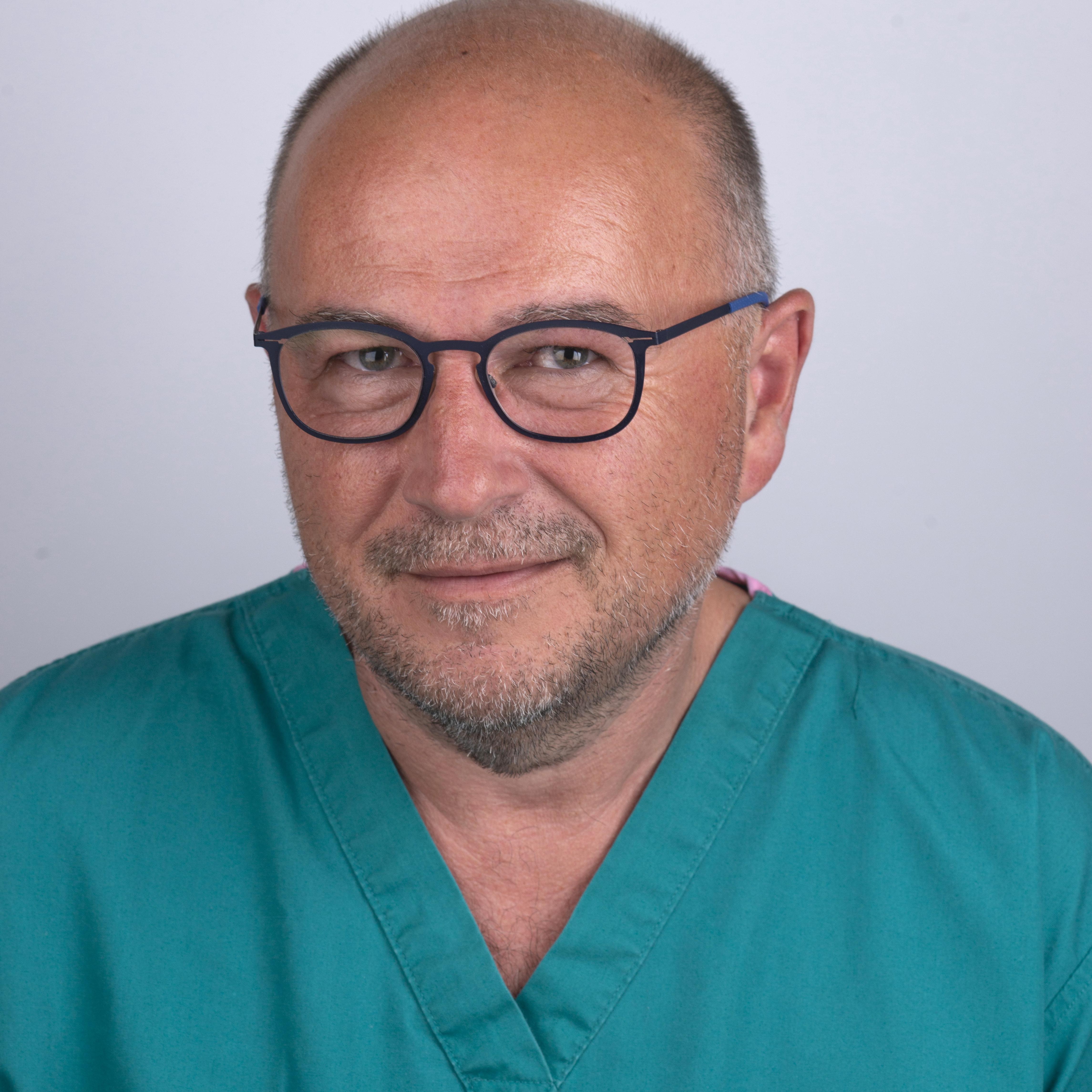 Lek. Piotr Tosik - zdjęcie